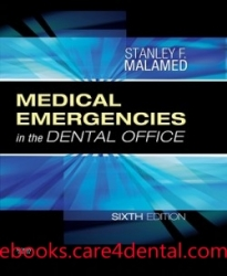 Medical Emergencies in the Dental Office, 6th Edition (pdf)