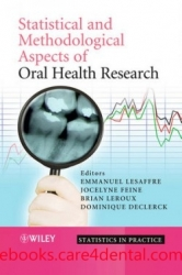 Statistical and Methodological Aspects of Oral Health Research (pdf)