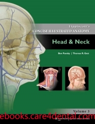 Lippincott's Concise Illustrated Anatomy: Head & Neck (pdf)