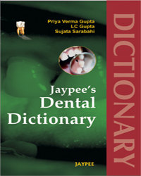 Jaypee's Dental Dictionary (pdf)