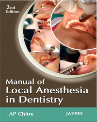 Manual of Local Anesthesia in Dentistry 2nd edition (pdf)