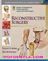 Master Techniques in Otolaryngology - Head and Neck Surgery: Reconstructive Surgery (EPUB)