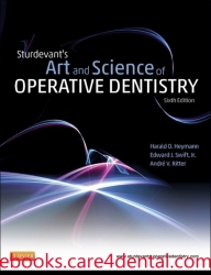 Sturdevant's Art and Science of Operative Dentistry, 6th Edition (pdf)